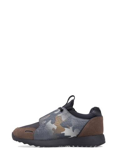 Emporio Armani Ayakkabı Haki